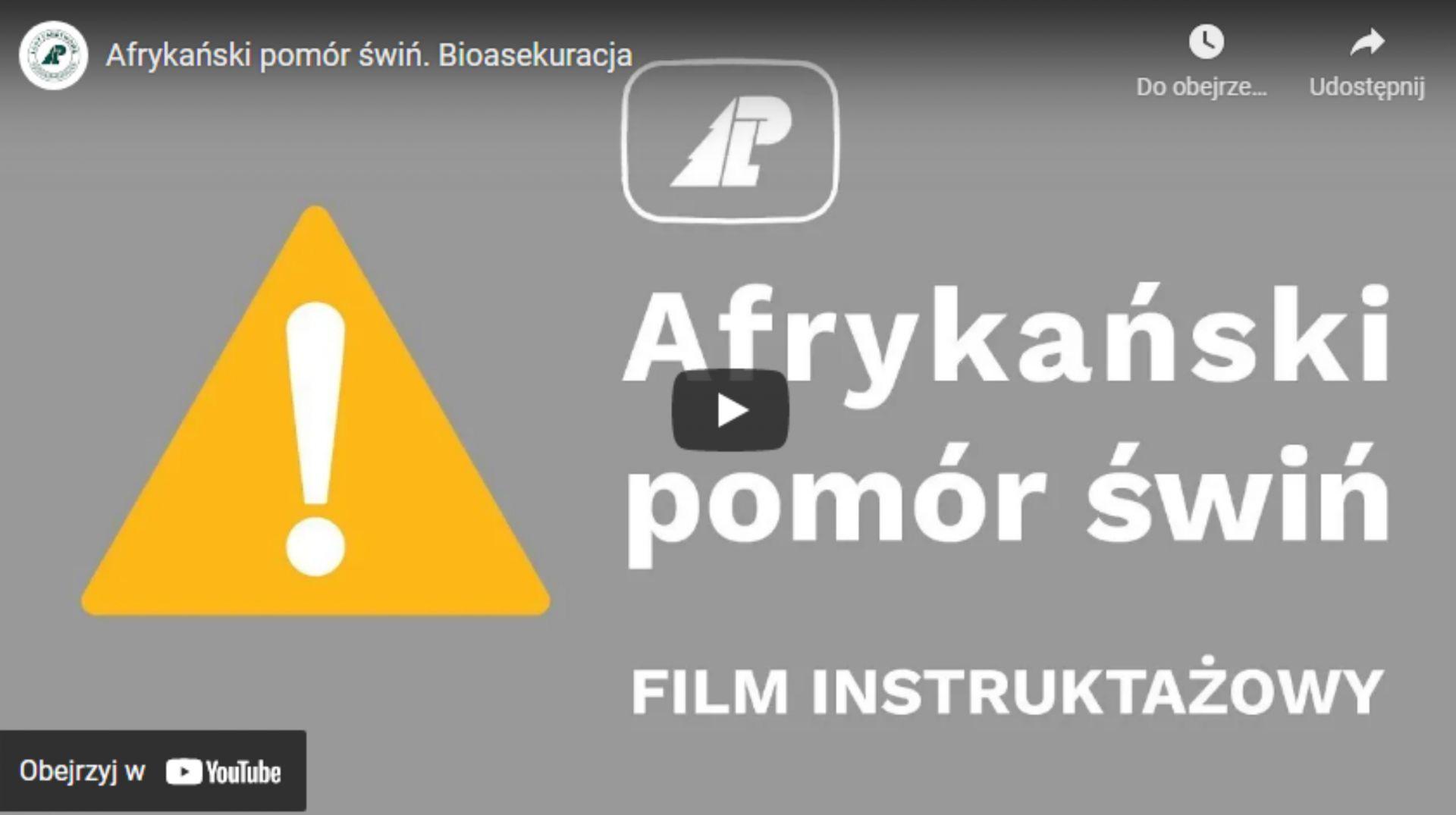 ASF - FILM INSTRUKTAŻOWY