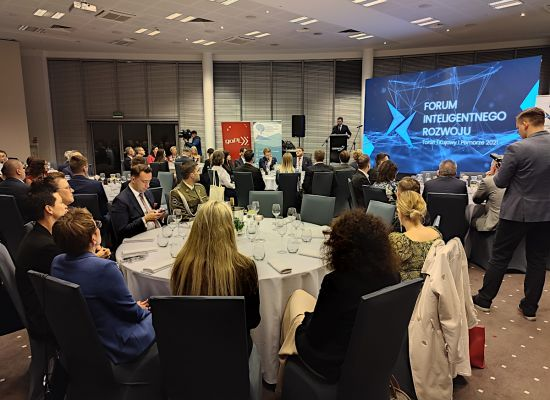 Projekt eDWIN nagrodzony na Forum Inteligentnego Rozwoju!