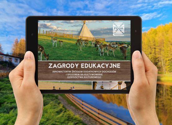 ZAGRODY EDUKACYJNE innowacyjnym źródłem dochodów i sposobem na kultywowanie dziedzictwa narodowego